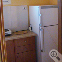 kitchen - fridge
